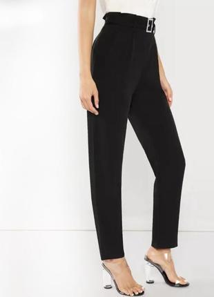 Круті базові брюки на щодень класичні теплі брюки купить украина s m l