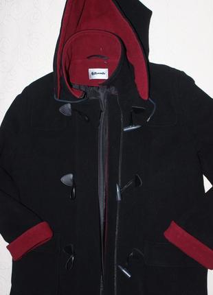 Hettemarks женское пальто р. xl tommy hilfiger