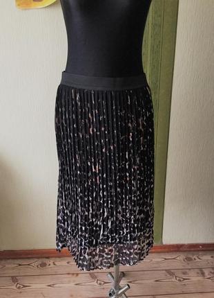 Трендовая юбка плиссе