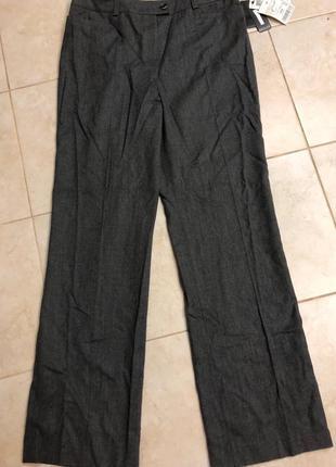Шерстяные брюки basler