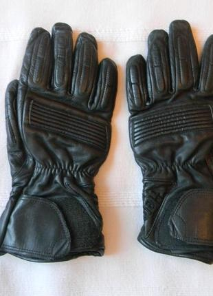 Кожаные мотоперчатки heros by held р.6