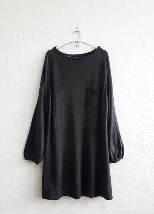 Стильное платье-туника, бренда dunnes, подойдет на 50,52 р.