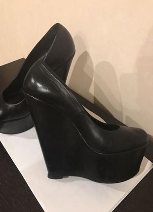 Кожаные туфли gianmarco lorenzi2