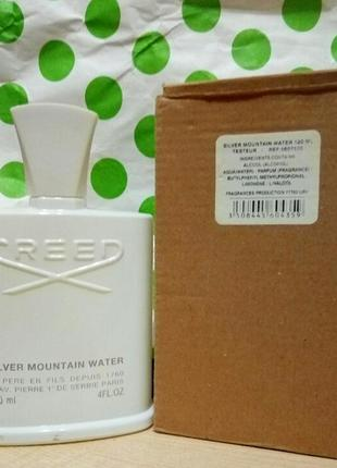 Silver mountain water creed parfum