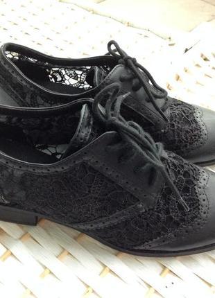 Туфли ретро