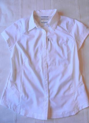 Жен.трекинговая рубашка columbia  omni-shade sun protection l/g