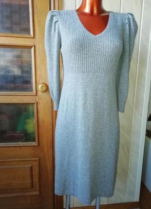 Отличное тёплое платье, в составе ангора