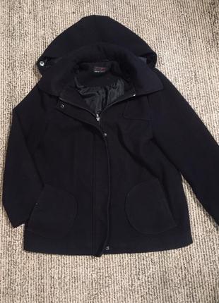 Пальто трапеция new look