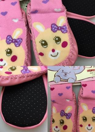 Носки - чешки махровые антискользящие на ногу 14-16 см2