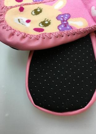 Носки - чешки махровые антискользящие на ногу 14-16 см3