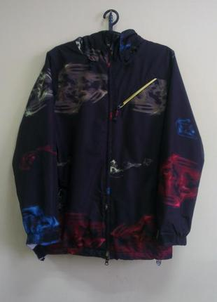 Куртка volcom  insulated jacket, s