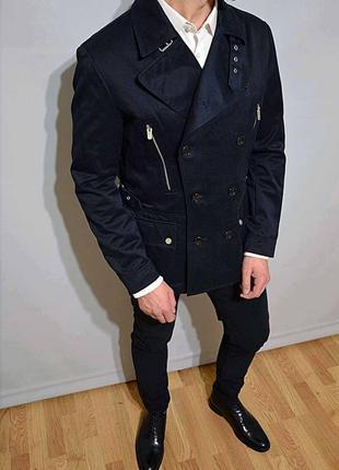 Zara, плащ, парка, куртка,   стильная  мужская