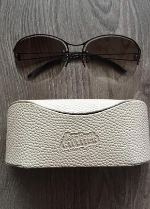 Солнцезащитные очки готье, jean paul gaultier {омбре, деграде}