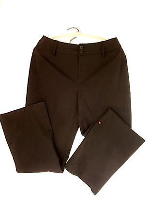 Стрейчевые брюки размер 48-50