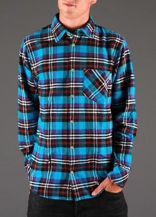 Рубашка carhartt - wip fairdale shirt polar
