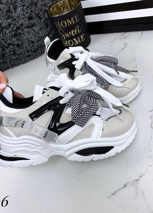 Кроссрвки нюдовые,красивые бело бежевые кроссовки,размеры 36-41