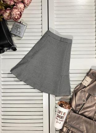 🌿 трендовая мини юбка от stradivarius