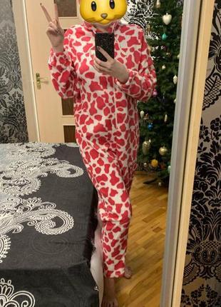 Кигуруми пижама комбинезон