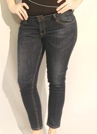 1822/80 темно-синие джинсы next m l