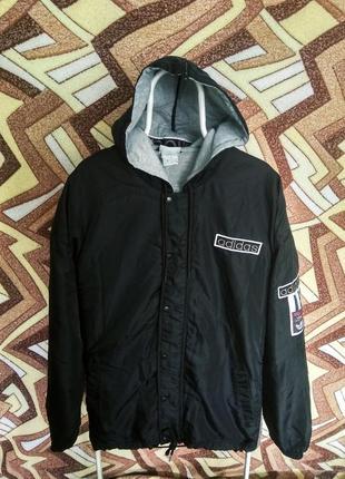 Куртка бомбер adidas винтажная vintage