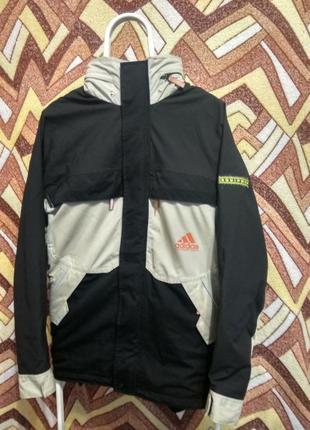 Куртка горнолыжная adidas adventure equipment