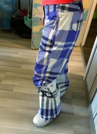 Продаю стильные сноубордические штаны o`neill fifty2 series