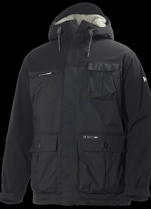 Новая парка куртка helly hansen(норвегия)