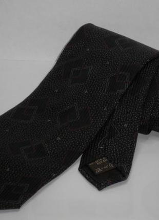 Шикарный модный красивый галстук оригинал givenchy шелк италия