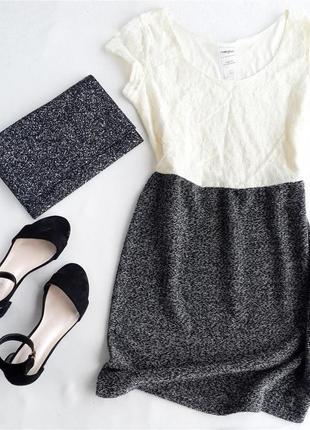 Базовое тонкое платье gloria jeans