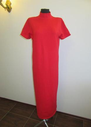 Новое коттоновое платье bpc пройдет на л