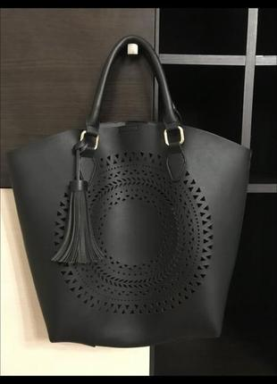 Удобная вместительная сумка ostin