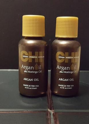 Chi арганова олія для волосся