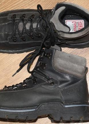 Ботинки company walkers 42-43 нубук