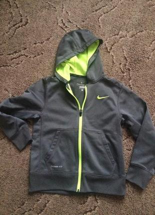 Спортивна куртка з капюшоном