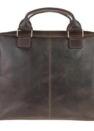 Кожа. ручная работа. кожаный черный портфель для документов а4