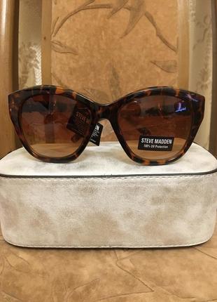Солнцезащитные очки, steve madden сша,оригинал 100%
