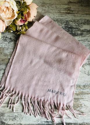 Нежно розовый шарфик mary kay