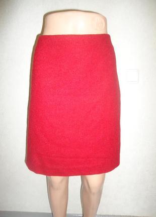 Шерстяная юбка boden