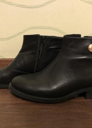 Ботинки vagabond 38 размер