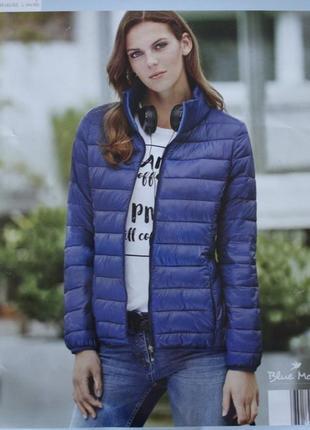 Куртка весна-осень от blue motion s/36-38