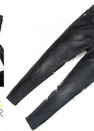 Стильные брюки штаны джинсы marks & spencer