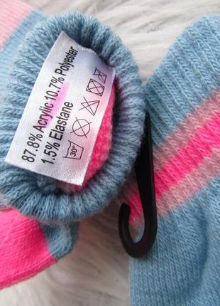 Стильные варежки перчатки рукавицы2