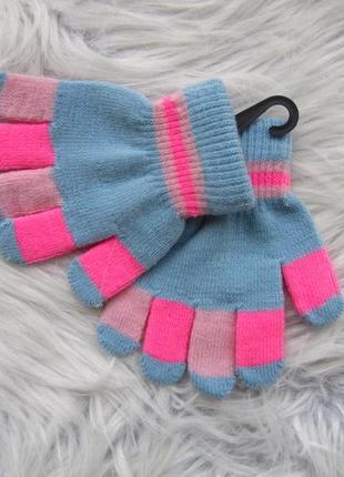 Стильные варежки перчатки рукавицы4