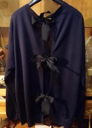 Шикарный,эротичный, свитер,блуза miu miu,оригинал,шерсть