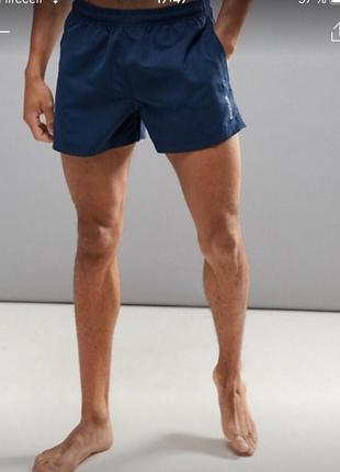 Шорты мужские для спорта бега или плавания оригинал reebok