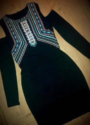 Очень красивое платье от h&m2