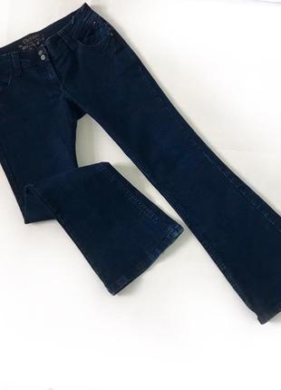Клешные джинсы / джинсы клёш качественный джинс