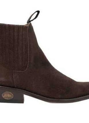 Замшевые ботинки в стиле вестерн kentucky's western 41 размер