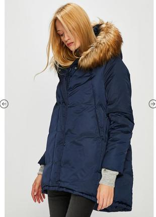 Новая куртка пуховик на синтепоне