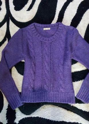 Мягусенький свитер